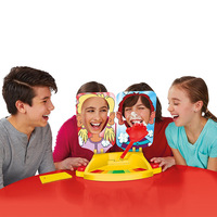 Fun toy Family party Toys for children's parties Palm and face Two man Party Game cream beat face Kuso