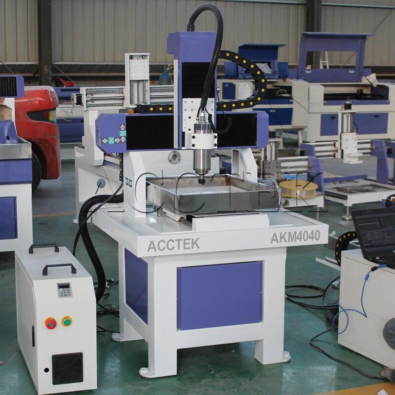Bon prix 400*400mm 600*600 métal moule haute vitesse CNC fraiseuse, modèle de CNC faisant la machine avec CE