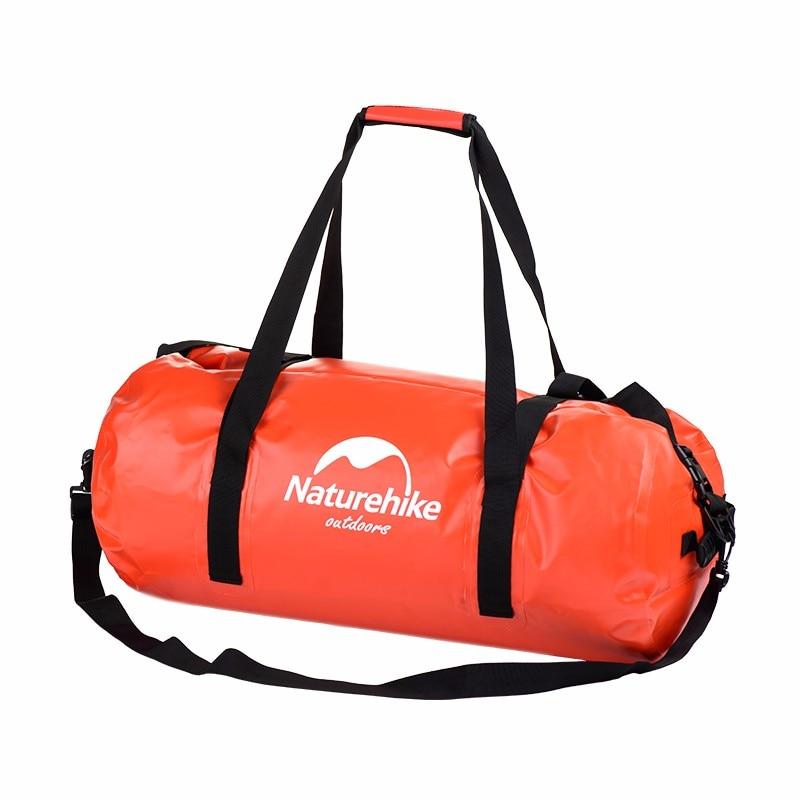 Naturehike PVC Waterproof Dry Bag for Kayaking Beach Rafting Boating Hiking Camping Fishing Dry Sack 40L