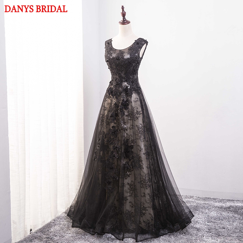 Hairstyle For Wedding Godmother: Black Lace Mother Of The Bride Dresses For Weddings