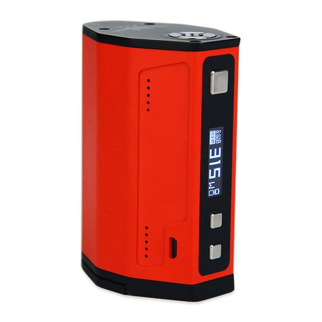 New 315W IJOY MAXO QUAD 18650 TC BOX MOD E-Cigarette Firmware Upgradable ijoy MAXO QUAD Temp Control Mod Vape without Battery 3