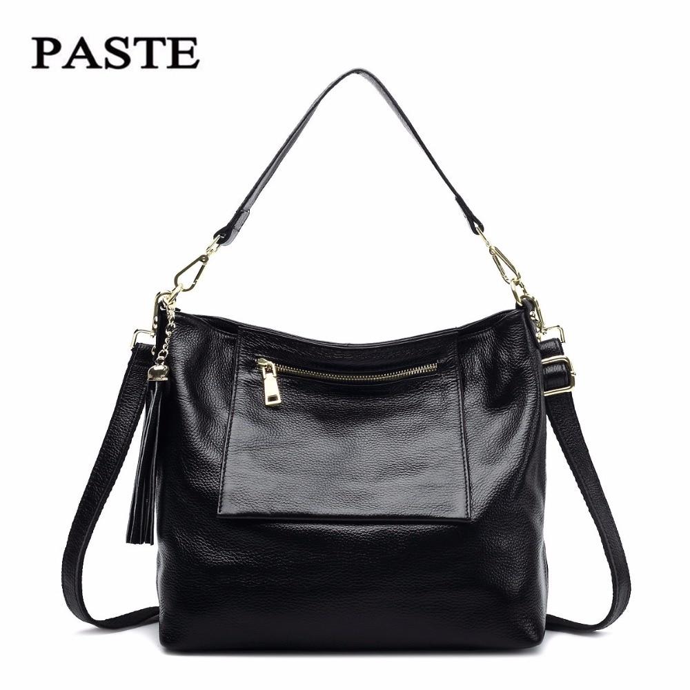 Luxury Brand Handbags Women Bags Designer Cow Genuine Leather Bags For Women CrossBody Shoulder Chain Bags ladys bags 2017 C324