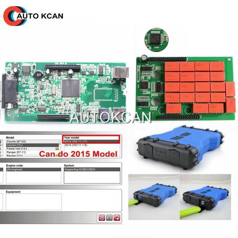 Prix pour V2015.R3 keygen Nouveau Conçu TCS CDP Pro Plus 3in1 Avec LED Multi-langue Pas de Bluetooth