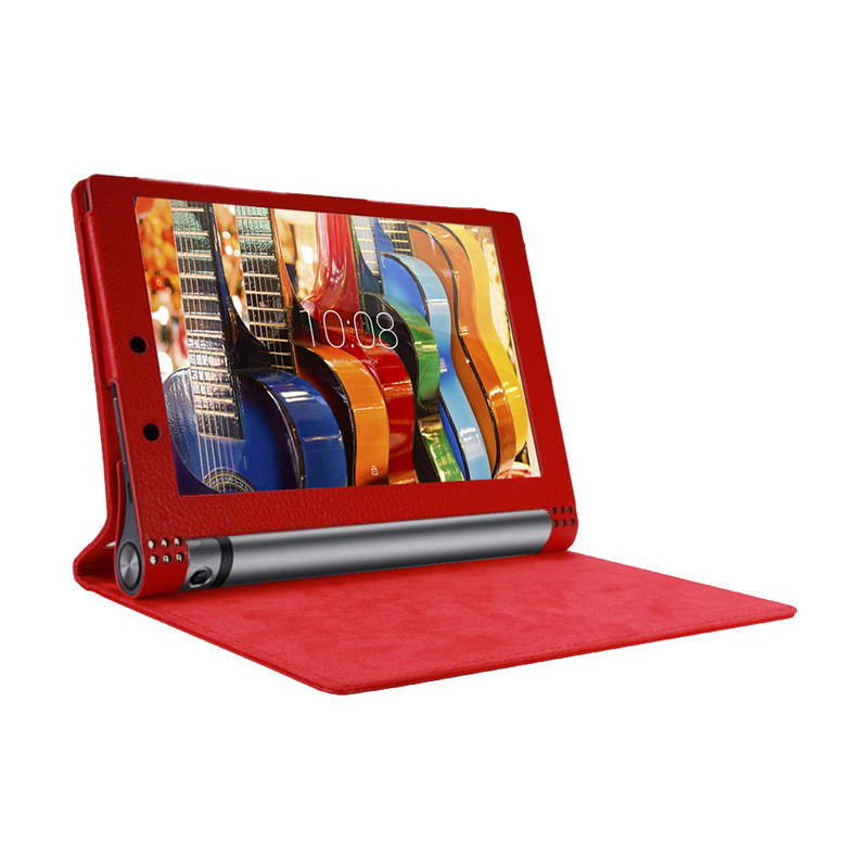 New case For Lenovo Yoga tablet 3 850F case fashion PU leather case cover For Lenovo Yoga tab 3 850F 8 tablet + free shipping new luxury fashion pu leather cover case stand cover case for lenovo yoga tab 3 8 850f yt3 850f tablet free film free stylus