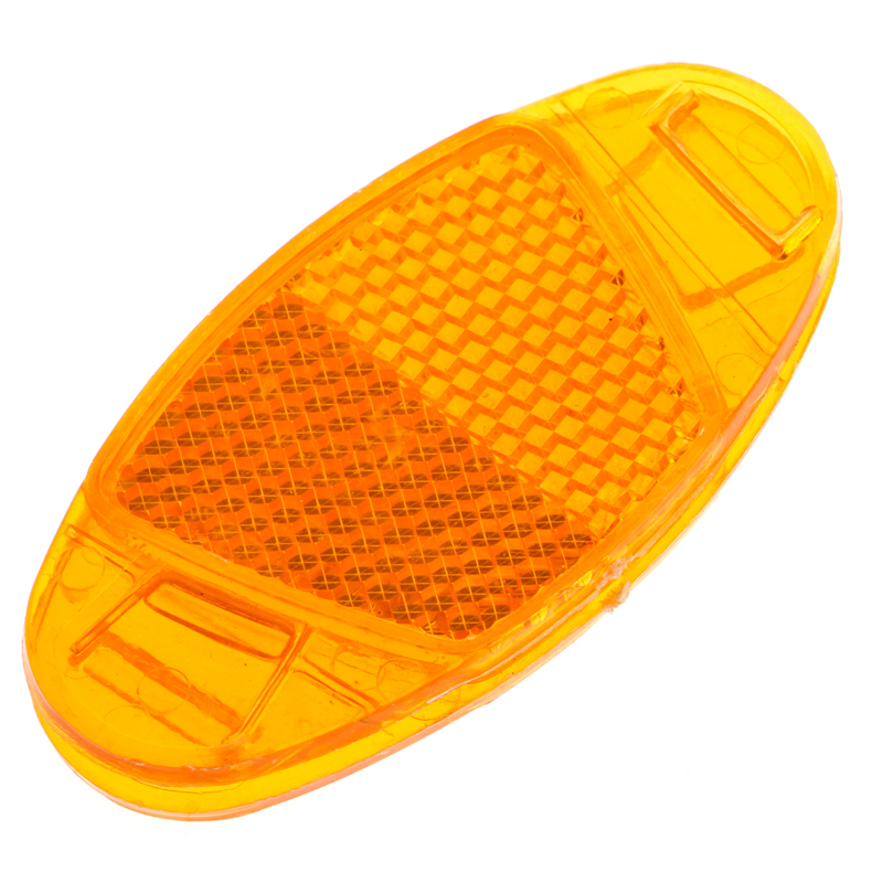 1Pc Bicycle Bike Spoke Reflector Safety Warning Light Wheel Rim Reflective Mount in Bicycle Light from Sports Entertainment