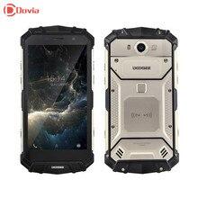 Doogee S60 4 г смартфон 5.2 дюймов IP68 Водонепроницаемый 12 В 2A Quick Charge 8-ядерный helio P25 6 ГБ оперативная память 64 ГБ Встроенная память