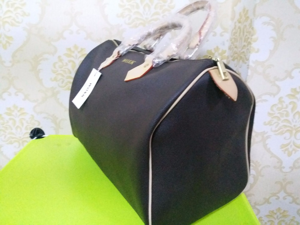 Hot selling  2017 new fashion women handbag speedy bag 30 35cm FREE SHIPPING
