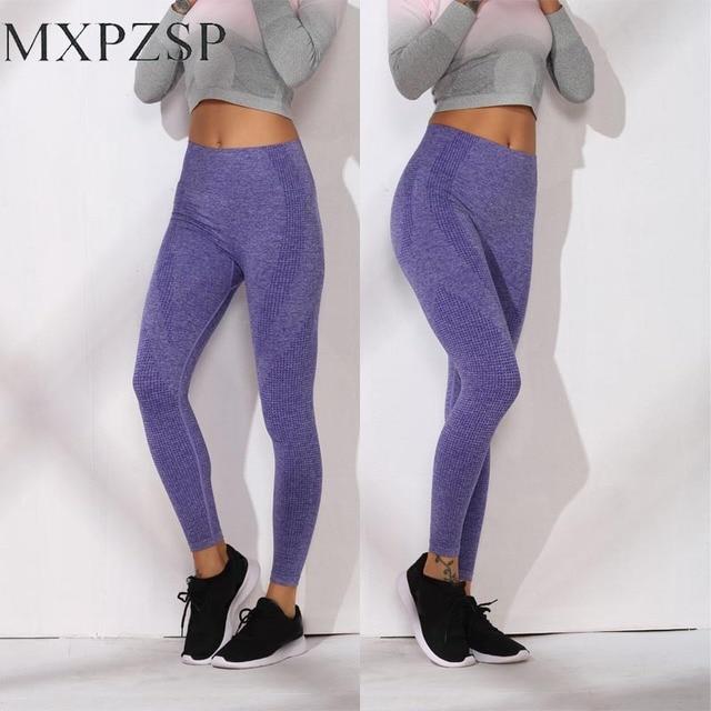 9ca0a4f0ca7eb Yoga Pants Seamless Yoga Leggings Sport Women Fitness Gym Shark High Waist  Spor Tayt Flex Leggings Outdoor Running Sport Pants