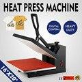 VEVOR Digital Clamshell 16 X 20 (40 X 50cm) Heat Press Transfer T-Shirt Sublimation Machine
