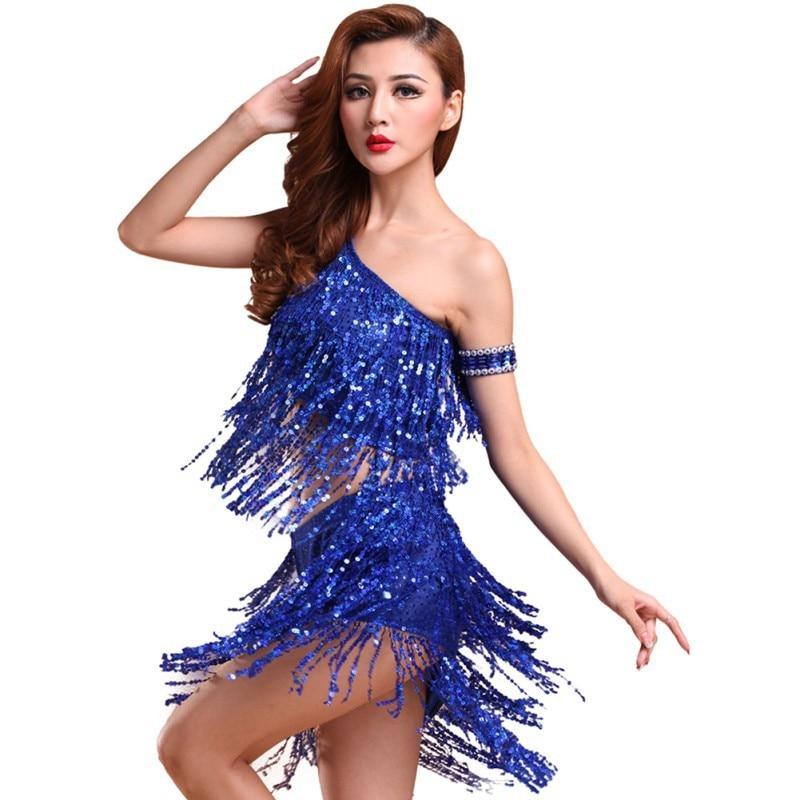 Aliexpress.com : Buy Women Jazz/Latin/Ballet Dance Costume Girls ...
