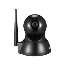 ESCAM QF007 1MP 720P WiFi IR Alarm Pan/Tilt IP camera Support 64G TF CARD For Android iOS Smartphones And Computers