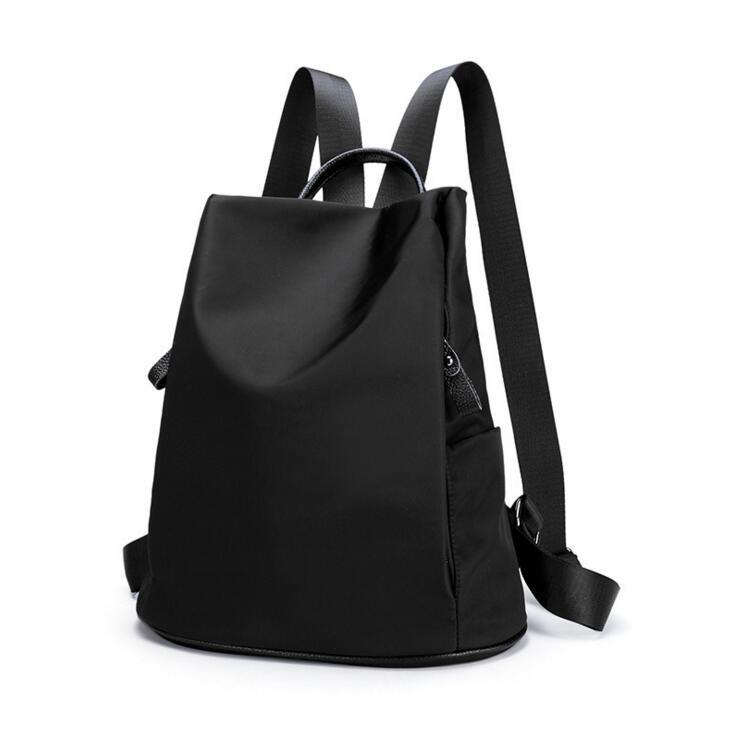 X-онлайн 032117 Лидер продаж женские нейлон рюкзак леди дорожная сумка