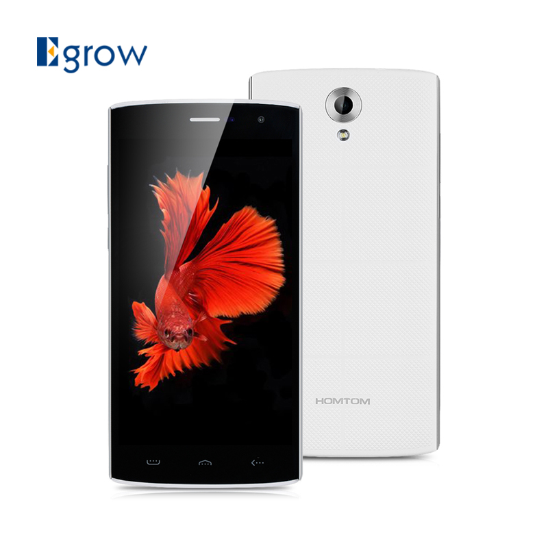 Original HOMTOM HT7 Android 5.1 MTK6580A Quad Core Mobile Phone 1G RAM 8G ROM Mobile Phone 5.5 Inch 8.0MP Smartphone