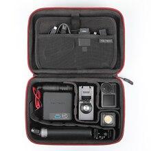 PGYTECH DJI OSMO عمل كاميرا حقيبة حمل للماء المحمولة حقيبة صندوق تخزين ل DJI Osmo عمل اكسسوارات