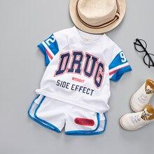 Summer Toddler Boy Sports Wear Clothing Set Children Football Uniforms Clothing Basketball