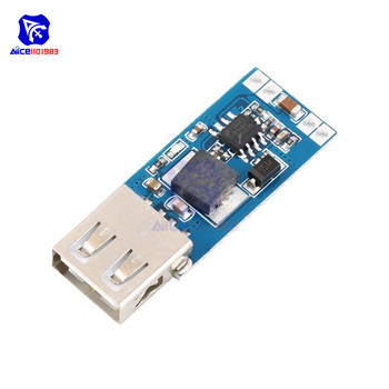 DC-DC 9V/12V/24V to 5V 2A USB Step Down Buck Converter Power Supply Module for Car Vehicle Auto image