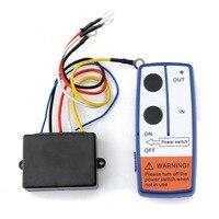 23A DC 12V 50FT Remote Control Kit Wireless Winch Remote Control Switch For Truck ATV SUV