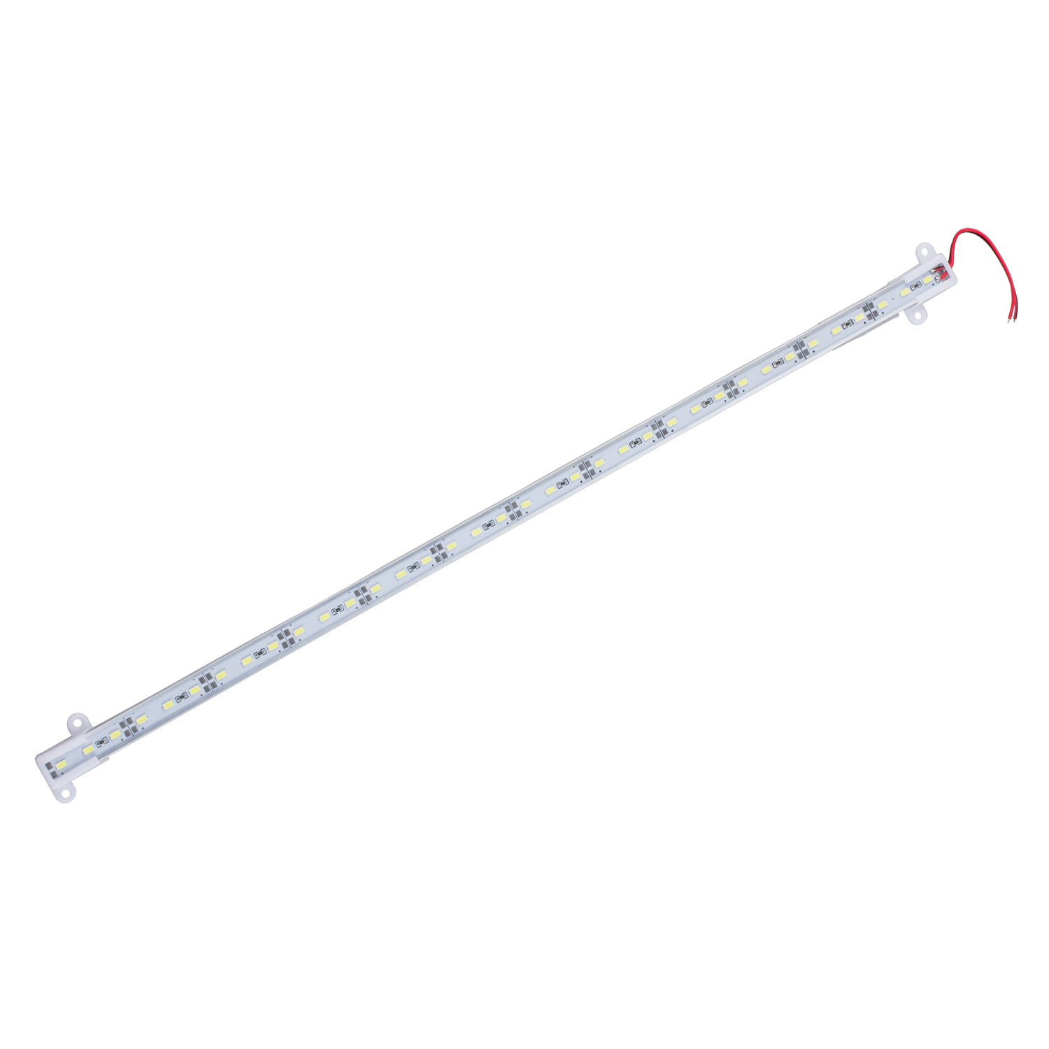 2pcs Dimmable Under Cabinet Strip Lighting7020 7030 9w 50cm Touch Switch Control Kitchen Led Light B Dc12v Rigid Strip Light 1pcs 50cm Kitchen Led Under Light Dc12v 36 Smd 5050 Led Hard Rigid