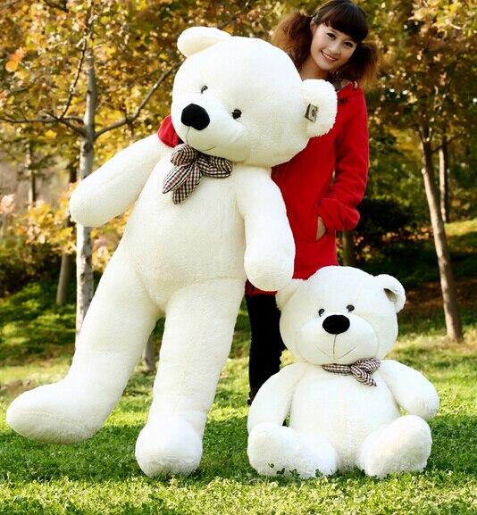 1a4959b75 0.8 m de alta calidad del oso de peluche Juguetes fábrica precio holesale  oso Conchas 3 color oso de peluche Juguetes capa a111-1