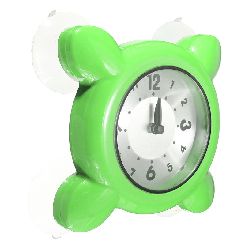Online Buy Wholesale bathroom clock from China bathroom ...