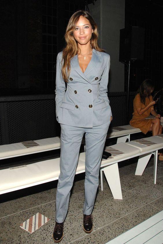 2018 Frühling Sommer Frauen Casual Zweireiher Jacke Blazer Für Business Büro Formal Damen Party Sexy V-ausschnitt Anzug W43 Dinge FüR Die Menschen Bequem Machen