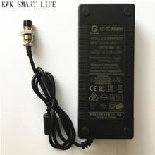 48 V Chargeur pour Scooter Électrique Batterie Au Lithium Chargeur Sortie 54.6 V CE approuvé