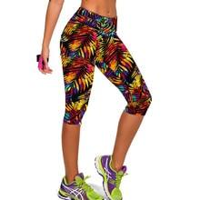 Print Women Yoga Sports Pants Leggings For Woman Legging Tights Workout Sport Fitness Bodybuilding Running Yoga Leggings 2016 spandex women running tights thermal colorful running tights legging for jogger sports workout size s 2xl