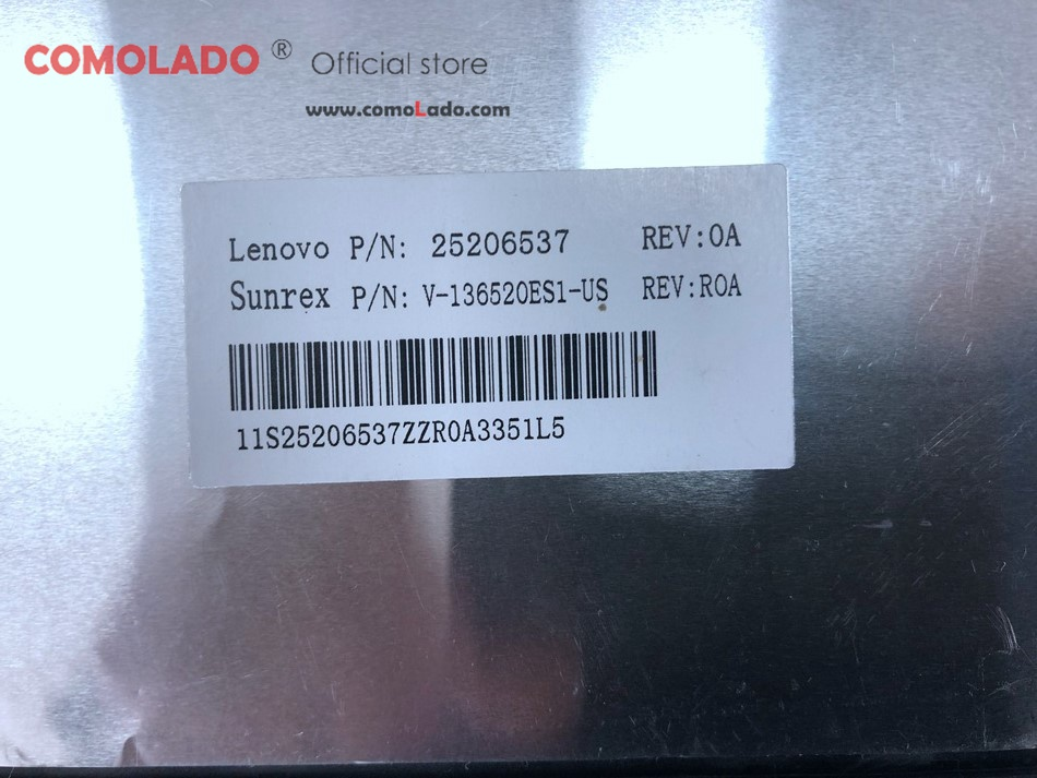 90%New Small flaws US Laptop Keyboard For Lenovo Ideapad P500 Z500 US Layout -4
