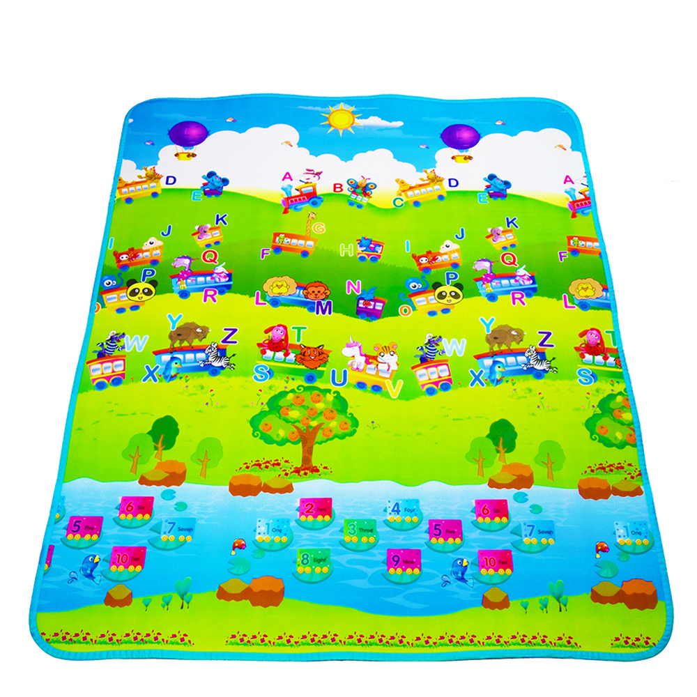 Developing Mat Toys For Children's Mat Baby Play Mat Children's Rug Baby Puzzles Playmat Eva Foam Carpets in The Nursery Play 4 in the nursery in the nursery asphalt