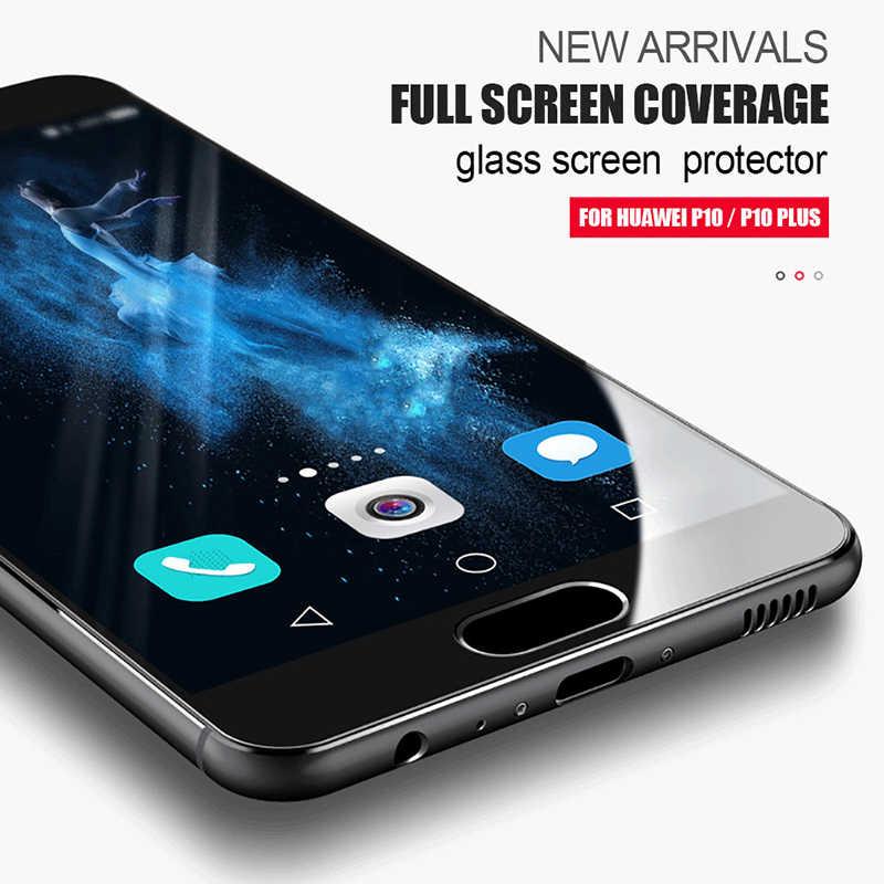 Đầy đủ Bìa Tempered Kính Đối Với Huawei P20 Người Bạn Đời 20 Lite Y5 Y6 2017 Y7 Thủ 2018 Glass Phim Cho Honor 6C Pro 8X Bảo Vệ Màn Hình