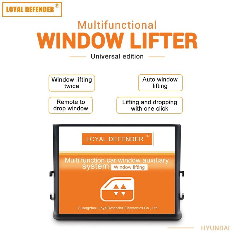 Автомобиль Авто стеклоподъемник доводчика для Hyundai IX35 простота установки стеклоподъемника доводчика модуля стеклоподъемника