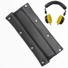 Excessive High quality Headband Cushion Consolation Pad Good Feeling Delicate Leather-based Headset for SENNHEISER HD545 HD580 HD600 Headphones Aug29