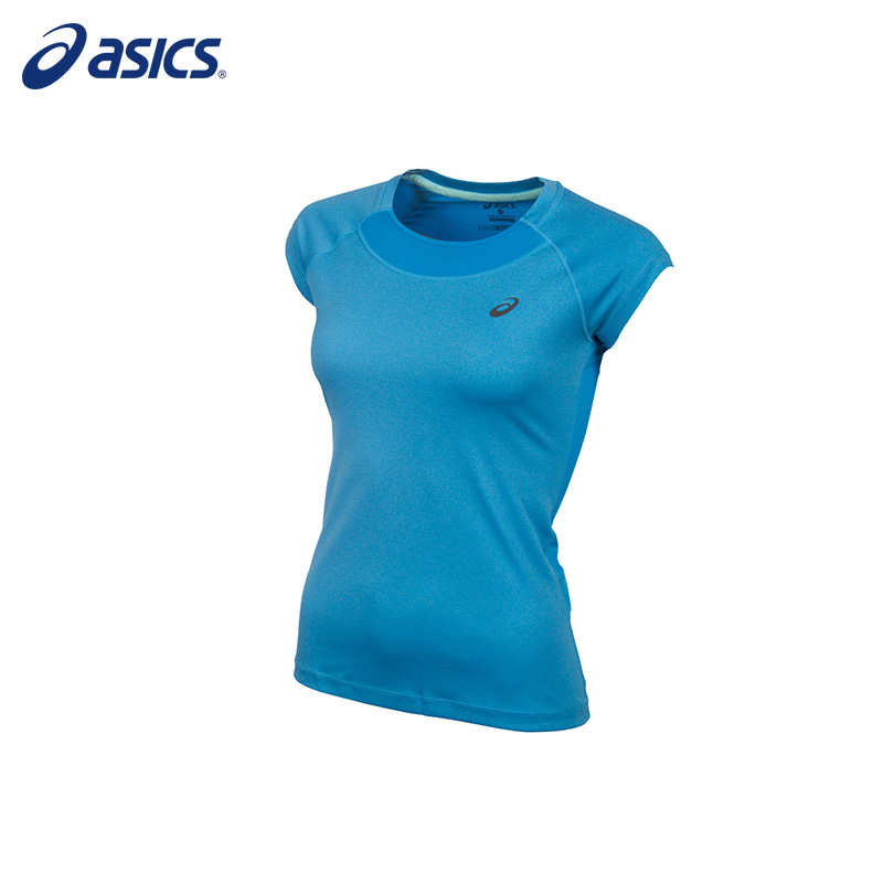 T-Shirt ASICS 141646-8156 sports and entertainment for women charming white cami tank and zipper fly bowknot lace t shirt for women