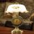 American Retro Relojes Estudio Dormitorio Sala de estar de Iluminación Interior E27 15 W Dimmable Led lámpara de Escritorio Luz de Lectura Cama lámpara