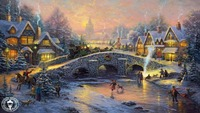 Framed Painting By Number Wall Paiting Picture Oil Painting For Living Room 4050 New Year