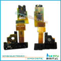 for Sony Xperia ZR M36h microphone headphone jack audio earphone sensor flex cable,Best quality