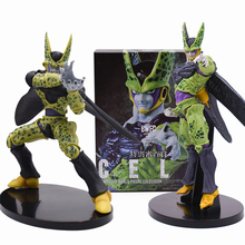 Dragon Ball Figure 2 Style Cell Action Figure World Figures Colosseum Toys Collection Model Brinquedos For Kids Christmas Gift цена