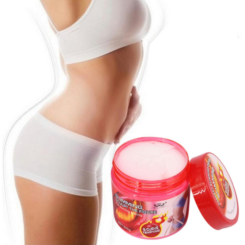 Hot Sale Chili Slimming Cream Weight Loss Anti Cellulite Fat Burning Firming Cream For Leg Buttocks And Thighs