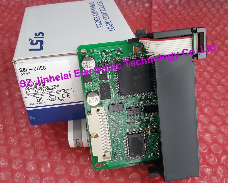 G6L-CUEC  New and original LS(LG)  PLC 100% new and original g6i d22a ls lg plc input module
