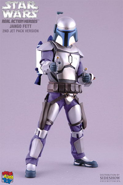 Collectible 1/6 Scale MEDICOM  901088 Star Wars Jango Fett Action Figure Doll Toys Gift 1