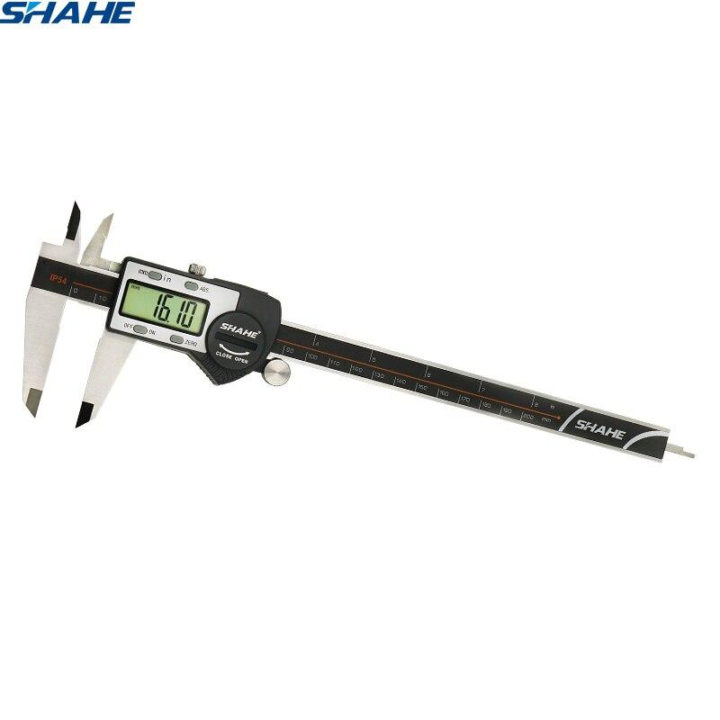 200mm Stainless Steel Digital Caliper measuring device for inside outside depth and step measurements Digital Vernier