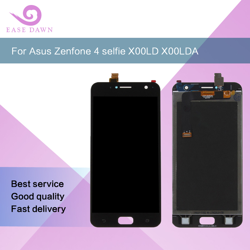 For Asus Zenfone 4 selfie ZB553KL X00LD X00LDA LCD  LCD IPS Screen+Touch Panel Digitizer Assembly For Asus Display OriginalFor Asus Zenfone 4 selfie ZB553KL X00LD X00LDA LCD  LCD IPS Screen+Touch Panel Digitizer Assembly For Asus Display Original