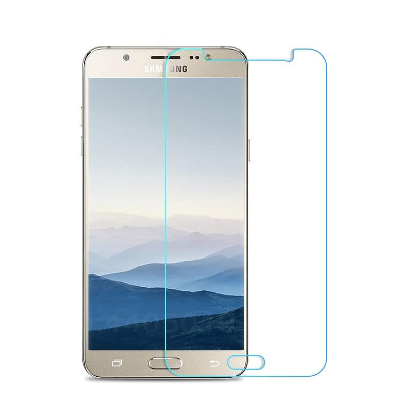 9H 2.5D Tempered Glass For Samsung Galaxy J3 J5 J7 A3 A5 A7 2015 2016 2017 Scree