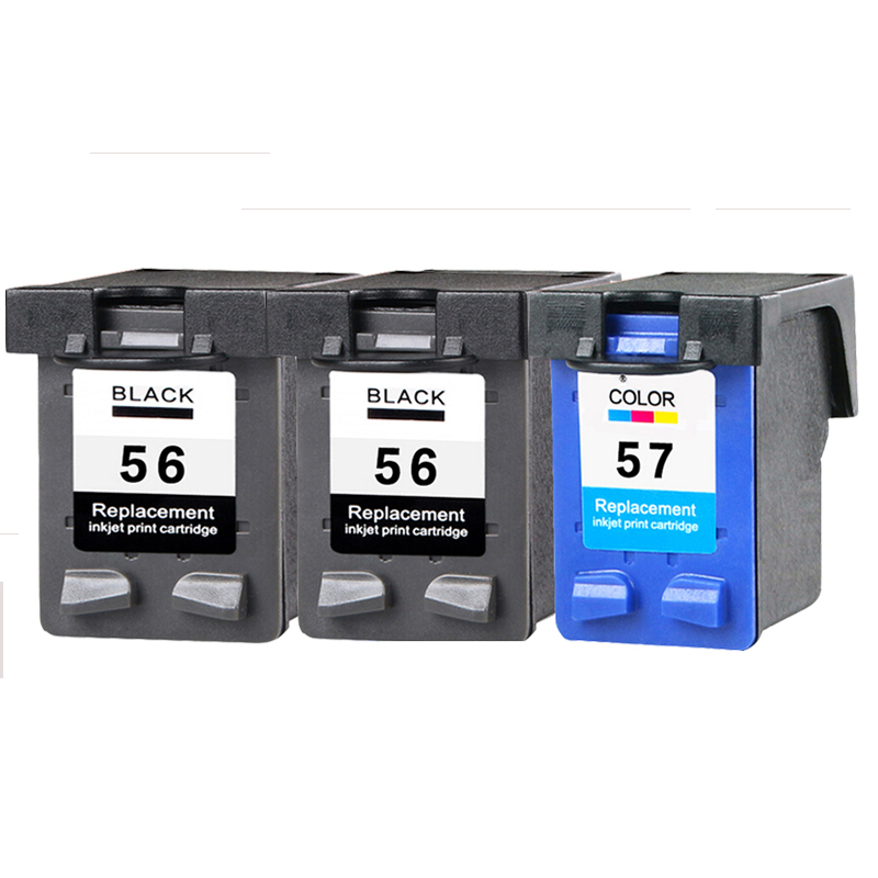 3 generic reman ink cartridge for use in hp psc 1205 1210 1215 printer in ink cartridges. Black Bedroom Furniture Sets. Home Design Ideas
