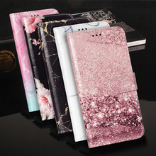 High Quality Stand Flip Leather Case For Huawei P9 Lite Mini Phone Cover Cases sFor 20
