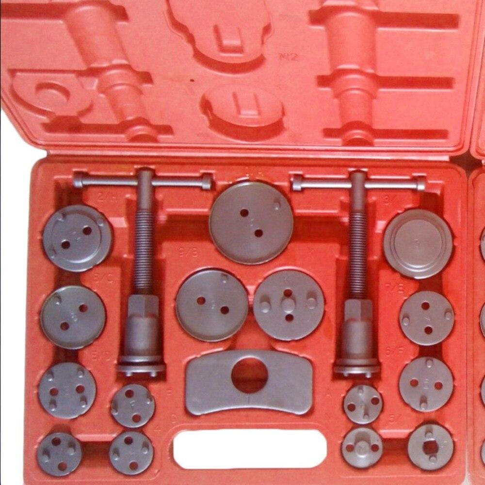 (Le bateau De ES) 18 pcs Étrier De Frein Piston Pad Voiture Rewind Vent Retour Outil De Réparation Automatique Kit De Frein Pad Outil de Remplacement