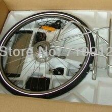 Высокое качество посылка для электрических велосипедов комплект Индивидуальные класса люкс