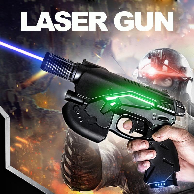 Oxlasers 445nm 450nm 3 W laser bleu gun pointeur laser gun laser focalisables brûler pistolet laser livraison gratuite