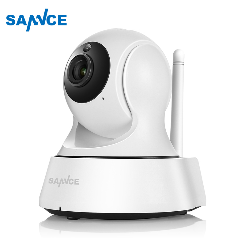 SANNCE IP Camera Wireless 720P IP Security Camera WiFi IP Security Camera Baby Monitor Security Camera