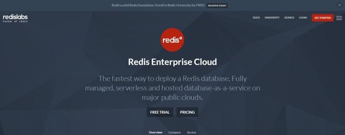 #RedisLabs#申请开通国外免费的Redis服务
